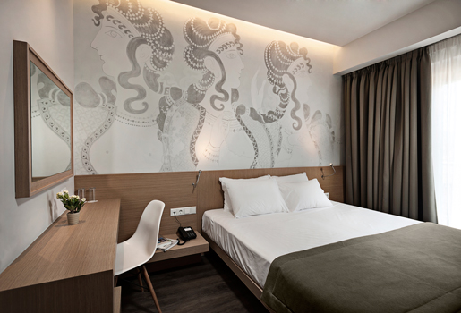081215- Complete Renovation and Rearrangement of spaces and uses of KRITI HOTEL
