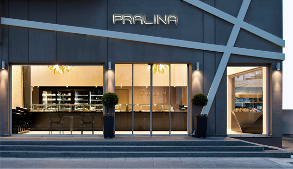 Pralina 2 Confectionery