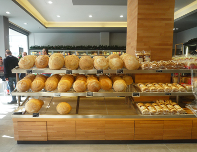 Opening of the new Zorpas bakery in Nicosia